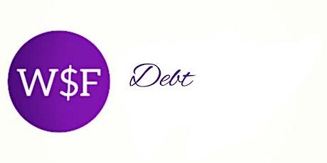 Virtual Wise Finances Workshop - Debt tickets