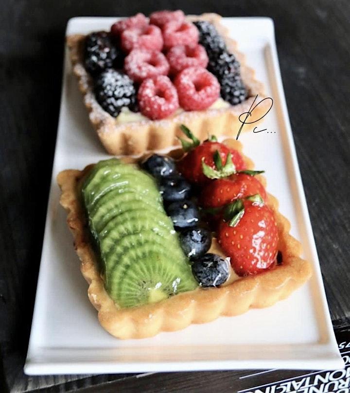 Tasty Tart Series -Yuzu & Chocolate Fillings image