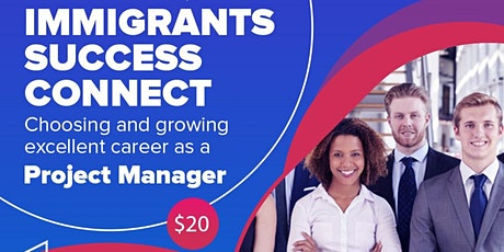 Immigrants Success Connect Event tickets