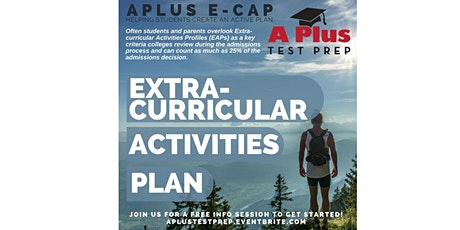 APlus E-CAP (Extra-curricular Activities Program): Build A Resume for Life! tickets