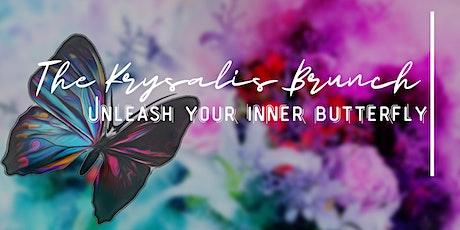 The Krysalis Brunch: Unleash your inner butterfly tickets