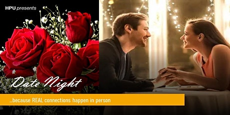 *** SINGLES *** DATE NIGHT (Age 55+ )| Bye  Dating Apps!!! tickets