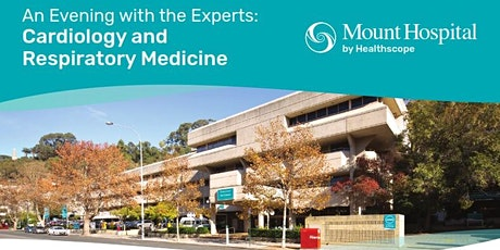 An Evening with the Experts: Cardiology & Respiratory Medicine tickets
