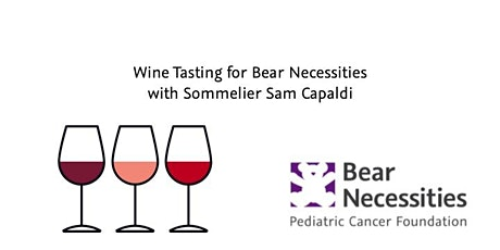 Wine tasting for Bear Necessities tickets