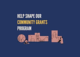 Recovery Grants Review - Community Workshop tickets