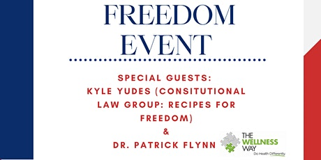 Freedom Event tickets