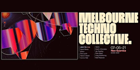 Melbourne TECHNO Collective tickets