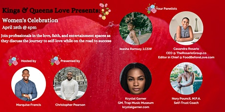 Kings & Queens Love Series Presents: Women's Celebration tickets