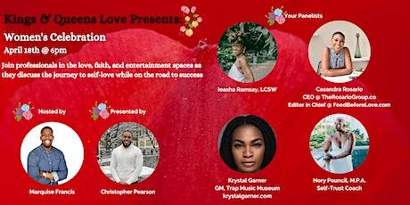Kings & Queens Love Series Presents: Women's Celebration boletos