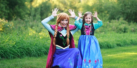 Princesses&Me Photoshoot tickets