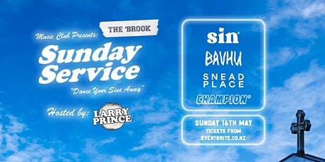 Larry Prince Presents: Sunday Service tickets