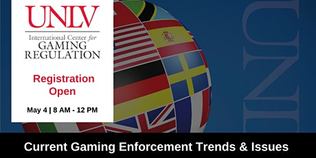 Current Gaming Enforcement Trends & Issues tickets