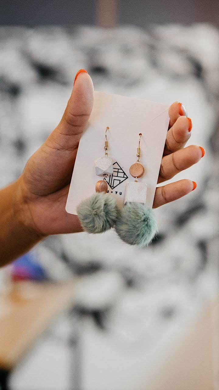 Studio MU YU Wooden Jewelry Workshop image