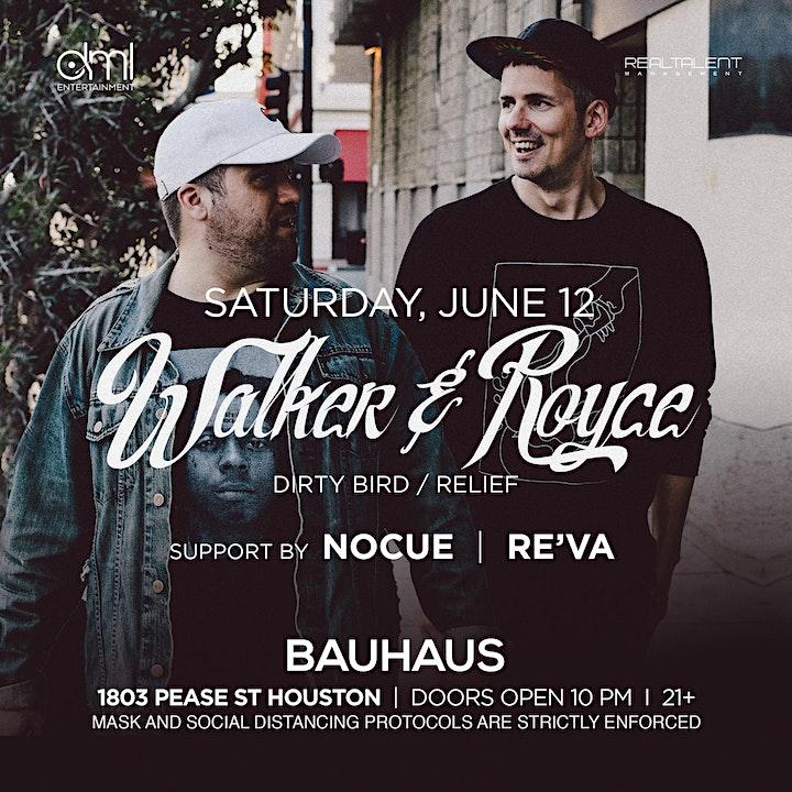 Walker & Royce @ Bauhaus image