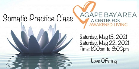 Somatic Practice Class tickets