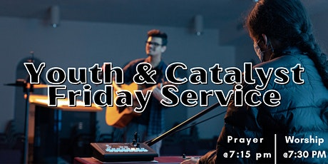 Youth and Young Adults Friday Night Service tickets
