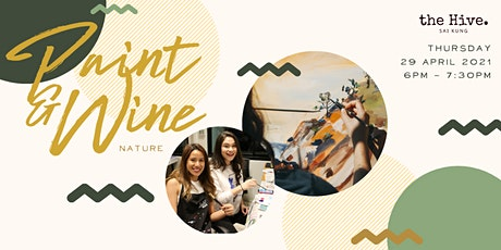 Paint & Wine: Nature tickets