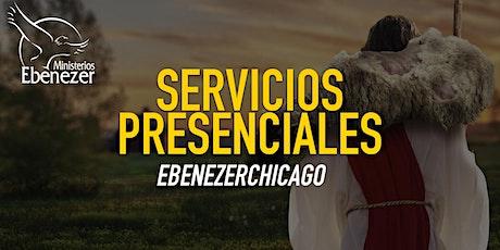 Servicio Familiar martes 13 de Abril tickets