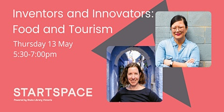 Inventors and Innovators: Food and Tourism tickets