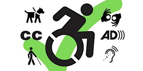Disability Confidence Training Workshop | 17 November 2021 tickets