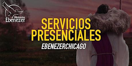 Servicio General domingo mañana 18 de Abril boletos