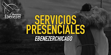 Servicio General domingo tarde 18 de Abril boletos