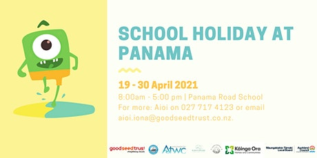 Panama School Holiday Programme tickets