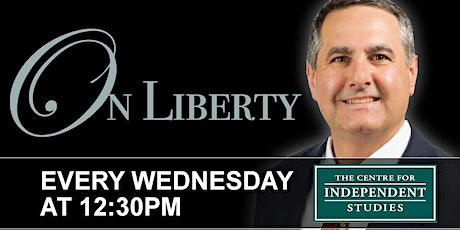 On Liberty EP46  Natasha Jha Bhaskar   India/Australia: The Opportunities? tickets