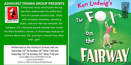 The Fox On The Fairway tickets