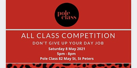 All Class Pole Competition tickets