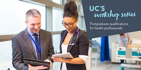 Information Session: Postgraduate qualifications for health professionals tickets