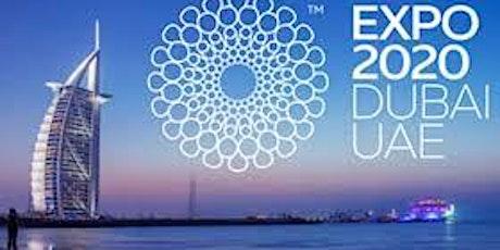 Dubai 2022 - World Expo 2020 tickets