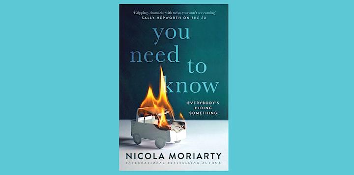 Nicola Moriarty Author Talk image