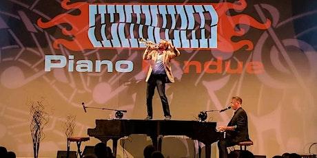 Piano Fondue Dueling Pianos at Pedretti's Party Barn, Viroqua WI tickets
