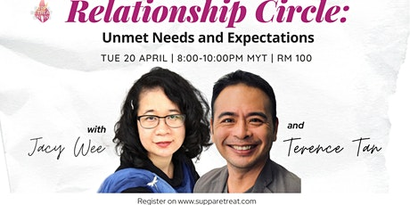 Relationship Circle: Handling Unmet Needs & Expectations tickets