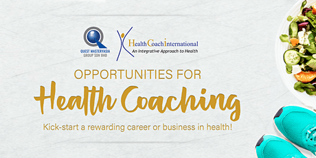 Opportunities For Health Coaching tickets