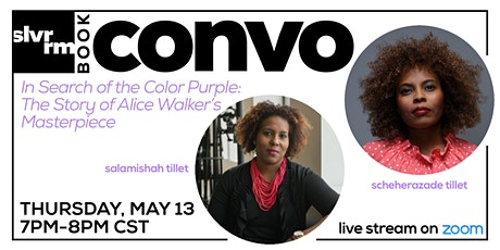 SlvrRm Book Talk: In Search of the Color Purple (with the Tillet Sisters) tickets