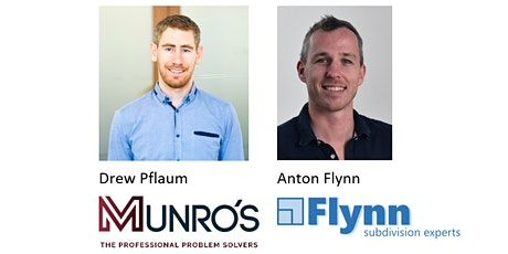 Profiting from Small Property Subdivision with Munro's & Flynn S/d Experts tickets