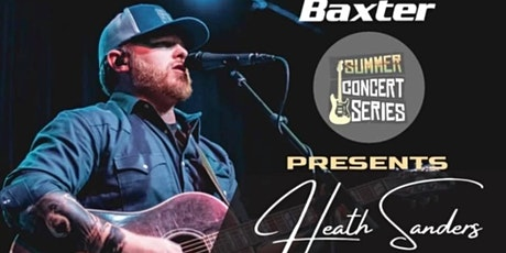 HEATH SANDERS w/ Lily Rose & Jackson Dean tickets