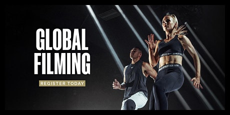 LES MILLS GLOBAL FILMING MAY 2021 tickets