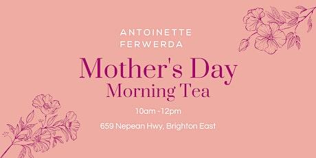 Antoinette Ferwerda Gallery Mother's Day Morning Tea tickets