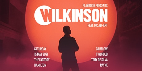 WILKINSON | HAMILTON tickets