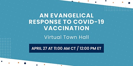 Virtual Town Hall: COVID-19 Vaccination tickets