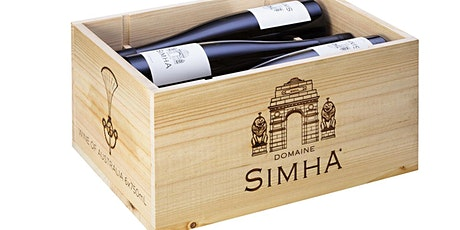 Domaine Simha Free In-Store Tasting tickets