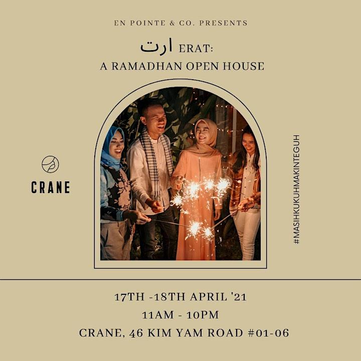 ERAT: A Ramadhan Open House image