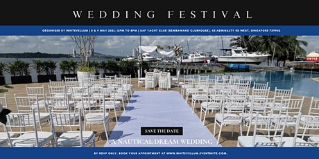 Wedding Festival - A Nautical Dream Wedding tickets