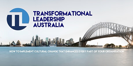TL Transformational Leadership Melbourne Live May 7 and 8 tickets