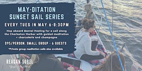 Meditation Sunset Sail on the Charleston Harbor tickets