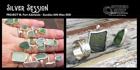 Silver Jewellery Workshop at Project 18, Port Adelaide tickets