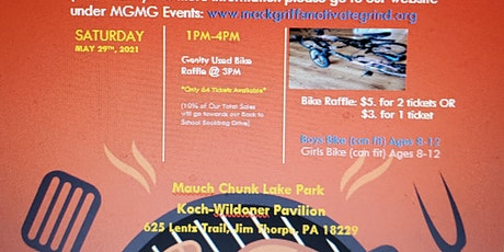 MGMG's Memorial Day Catered Cookout Event tickets